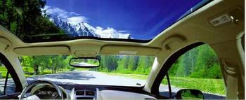 Lien vers l'aménagement intérieur et la modularité de la Peugeot 407 SW