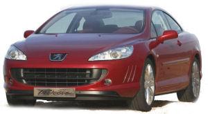 Le concept-car Peugeot 407 Prologue annonce très clairement la Peugeot 407 Coupé. Peugeot innove mais doucement: la 407 Prologue reprend les mêmes recettes que la Peugeot 307 CC Concept-car, à savoir qu'il s'agit de la future voiture de série, peinte en rouge, avec des touches de chrome en plus et des jantes fashion. Ceci dit, le résultat est remarquable...